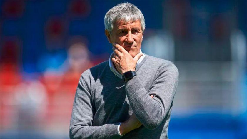"""DT del Barcelona ve """"lógico"""" que su equipo sea declarado campeón"""