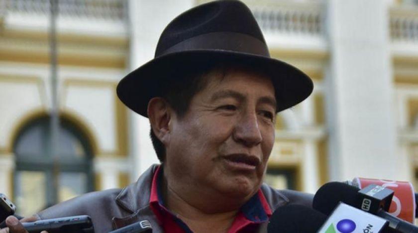 Rafael Quispe contrata a exministro Justiniano como abogado defensor