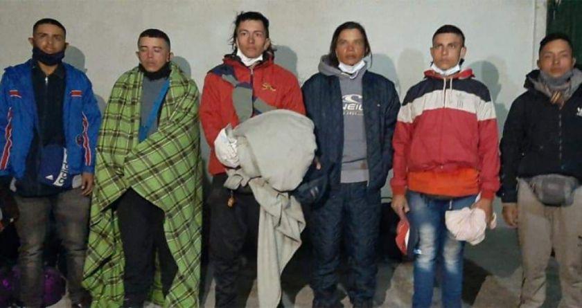 Oruro: detienen a 21 personas por evadir frontera boliviana desde Chile