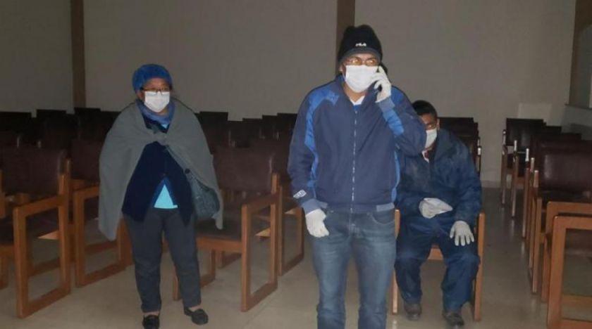 Policía arresta a dos dirigentes cocaleros y un periodista de Chapare en Chuquisaca