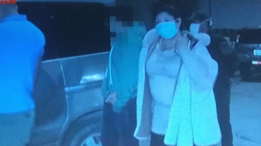 Alcaldesa de Vinto es detenida por consumir bebidas alcohólicas en una fiesta en plena cuarentena