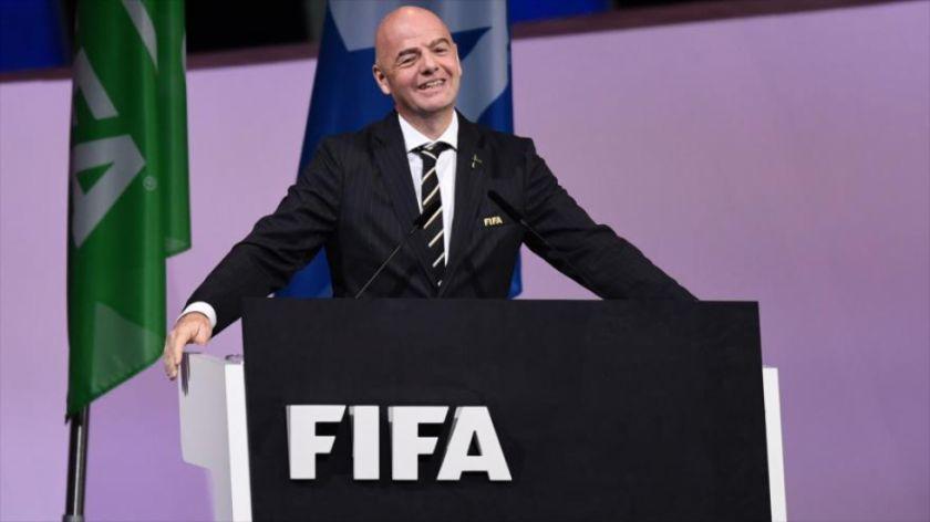 FIFA repartirá 150 millones de dolares entre sus 211 federaciones