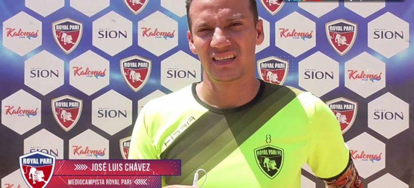 Chávez anuncia que jugadores de Royal Pari apoyan a Fabol en demandas a clubes