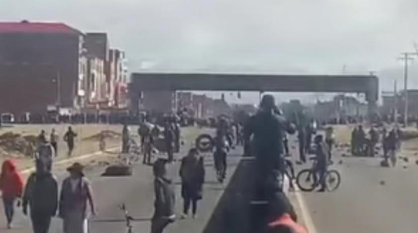 Ya son 30 los aprehendidos en El Alto y la Fiscalía los acusa por cuatro delitos