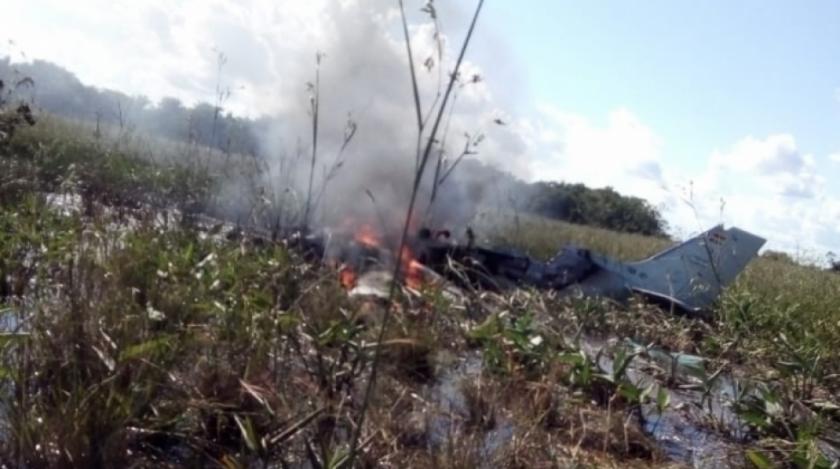 Accidente de una avioneta deja seis fallecidos en Trinidad