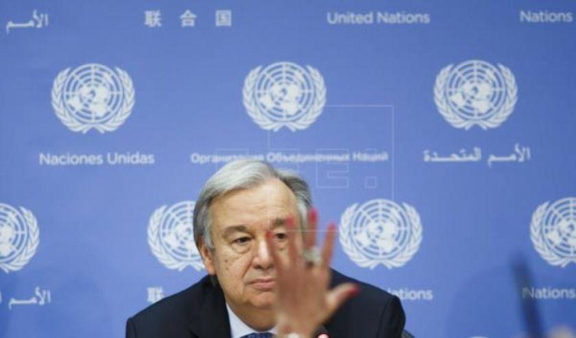 La ONU urge a proteger la libertad de prensa durante la pandemia