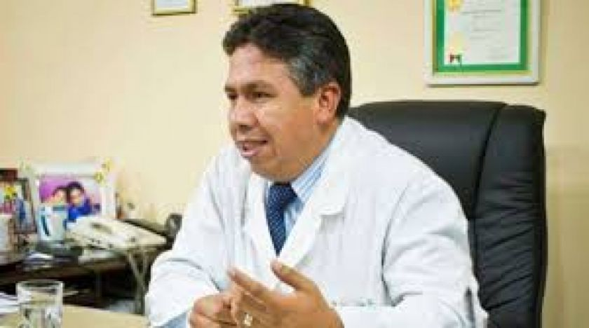 Larrea: en La Paz lo peor de la pandemia llegaría entre junio y julio con 5.000 casos