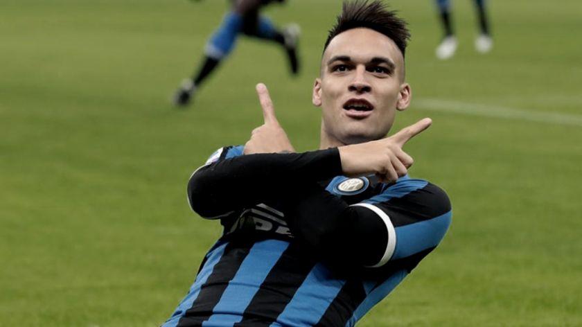 Lautaro Martínez presiona al Inter para llegar al Barcelona