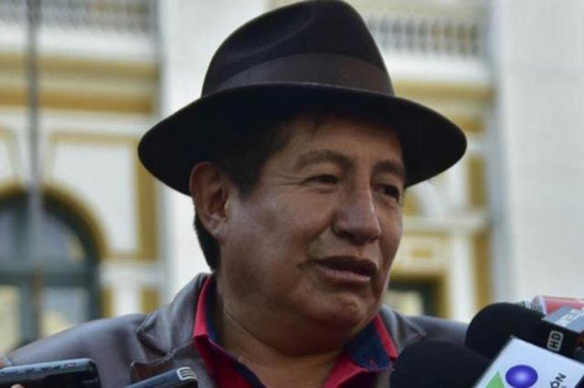 Rafael Quispe descarta seguir trabajando en el Gobierno