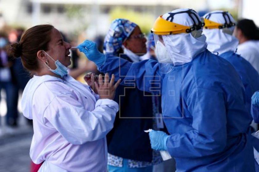 Ecuador reporta 3.056 fallecidos y 35.828 positivos por COVID-19