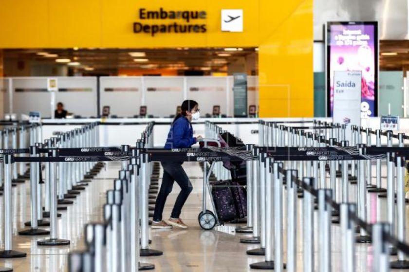 Trump prohíbe la entrada a EE.UU. de pasajeros desde Brasil por el coronavirus