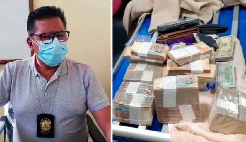 Capturan a ciudadana china que intentó viajar con $us 370 mil
