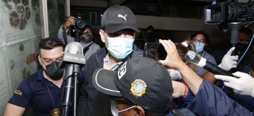 Fiscalía apelará la detención domiciliaria que recibió el alcalde de Cochabamba