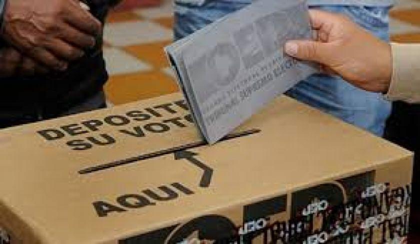 Hay un acuerdo político, las elecciones se realizarán los primeros días de septiembre