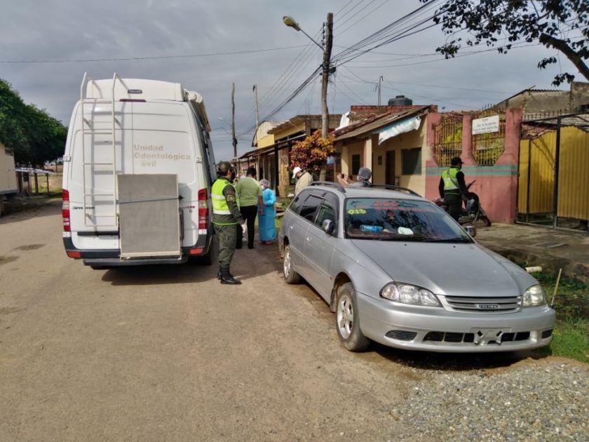 """Rastrillaje """"casa por casa"""" en Trinidad detecta hasta el medio día 145 casos de COVID-19 entre sospechosos y confirmados"""