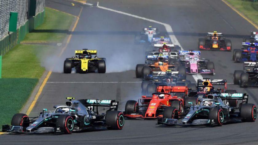 La Fórmula 1 vuelve el 5 de julio con el Gran Premio de Austria