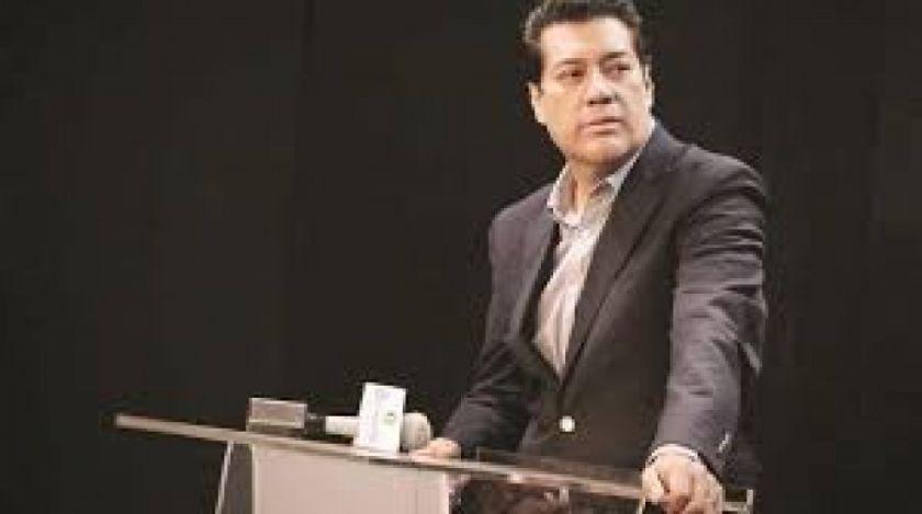 El director de Bolivia Tv, Andrés Rojas dio positivo a COVID-19