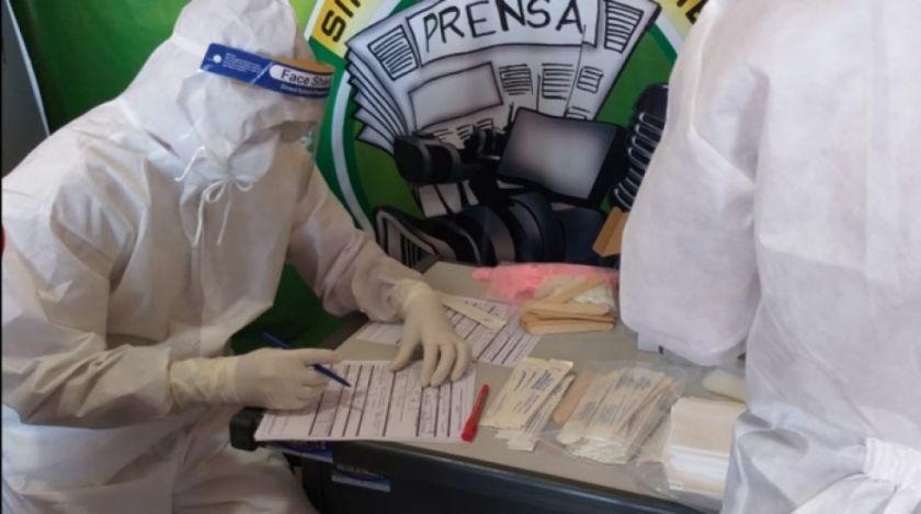 Periodistas positivos a COVID-19 suman 30 en Beni y 17 casos sospechosos esperan pruebas