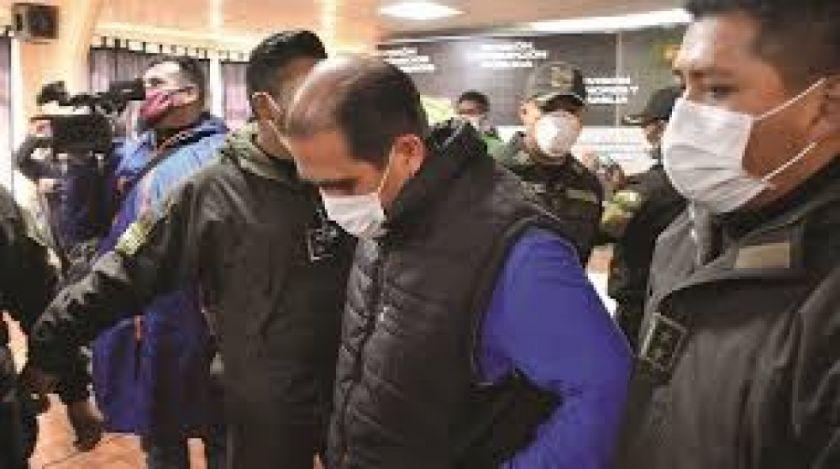 """Revelan que """"testigo clave"""" pidió un aporte y que Valenzuela solicitó la cotización de los 170 respiradores"""