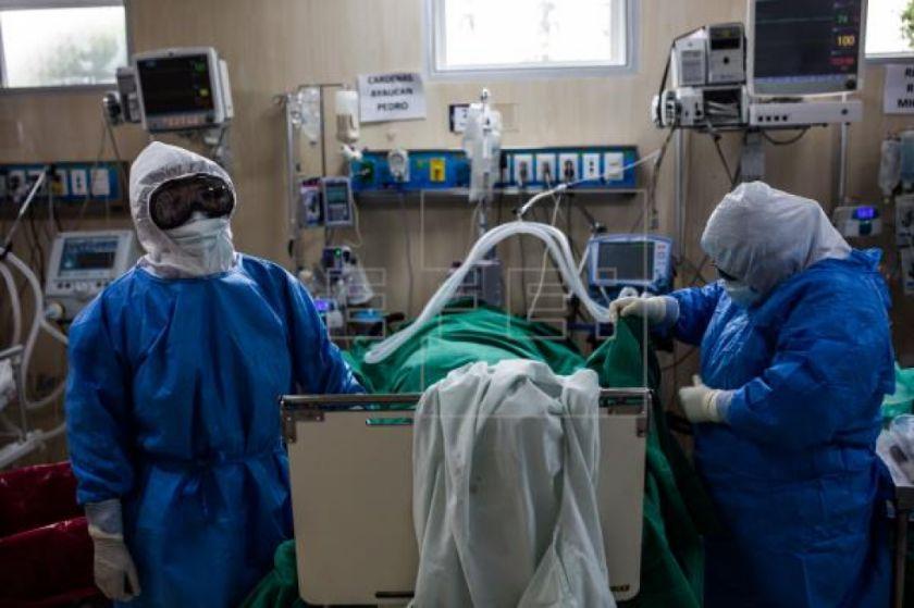 Perú adelanta a Alemania y ya es el noveno país con más casos de COVID-19
