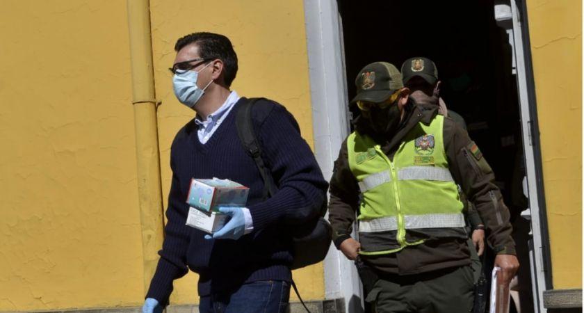 Después de 12 horas de audiencia virtual, la justicia falló en favor de José María Leyes