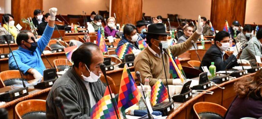 Diputados rechazan por unanimidad los cambios a la ley para reducir en 50 % los alquileres