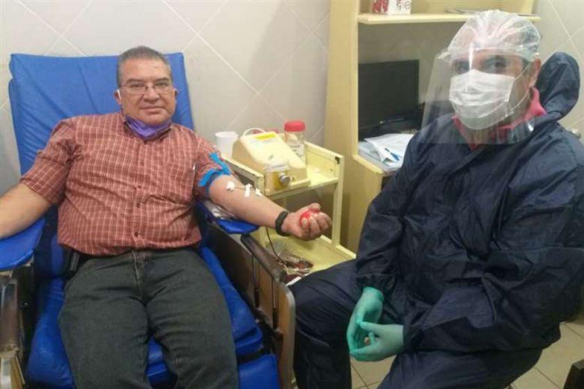 Banco de sangre de Beni comienza a recibir plasma hiperinmune