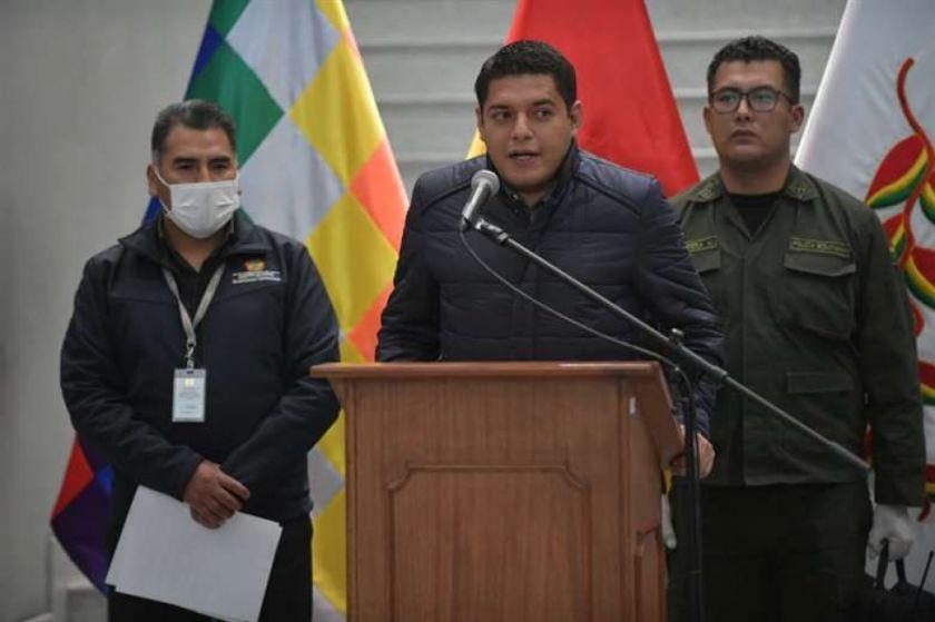 Gobierno pide indagar a fondo a IME consulting y dice que recuperará $us 2.2 millones pagados por los respiradores