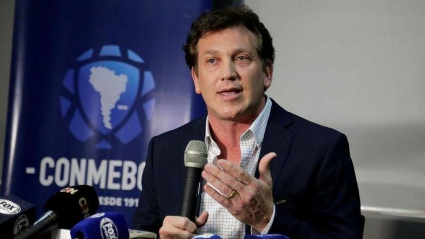 """La Conmebol inició """"la cuenta regresiva"""" para la Copa América Argentina-Colombia"""