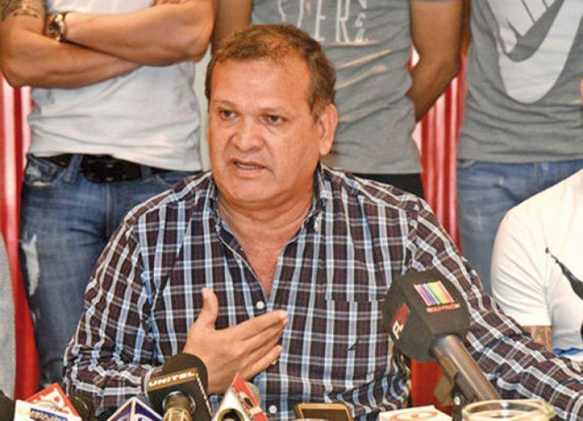 Fabol amenaza con acudir a la Conmebol si dos clubes no cancelan sueldos