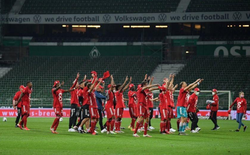 Bayern sigue dominando la Bundesliga