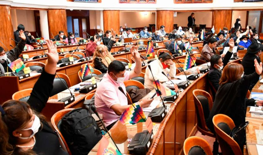 Diputados sancionan Ley de Estados de Excepción que es rechazada por el Gobierno