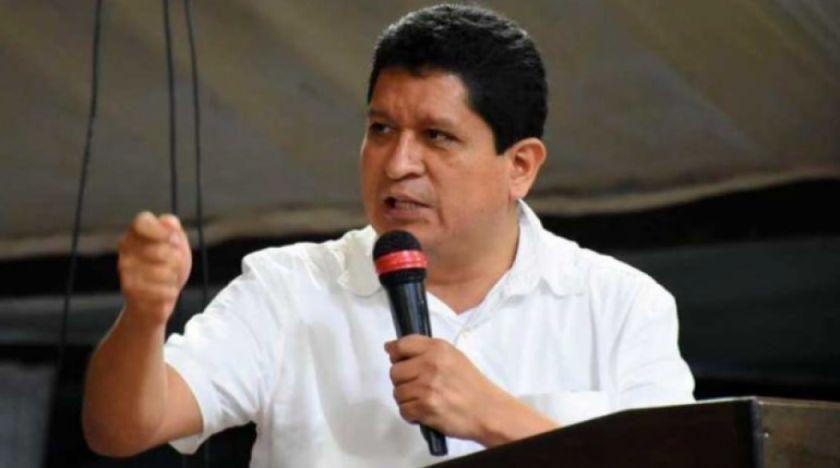 Gobernador de Pando presenta insuficiencia respiratoria y es internado de emergencia