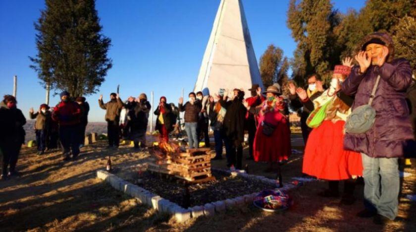 Bolivia recibe el Año Nuevo Andino Amazónico 5528 con reducidas ceremonias y transmisiones por internet