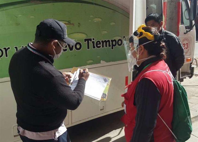 Cinco municipios de Tarija se encapsulan para frenar al coronavirus