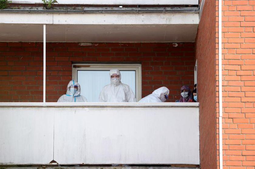 Autoridades alemanas vigilan rebrotes y descartan medidas a nivel nacional