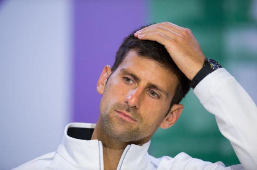 El serbio Djokovic tiene coronavirus