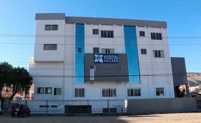 Cochabamba: Paciente de COVID-19 se quita la vida lanzándose del tercer piso de un hospital