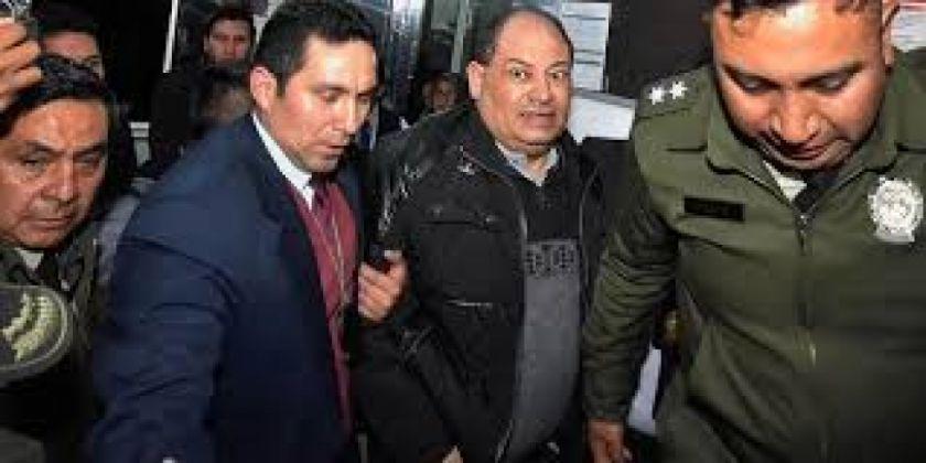 Carlos Romero pierde apelación y ratifican medidas en su contra