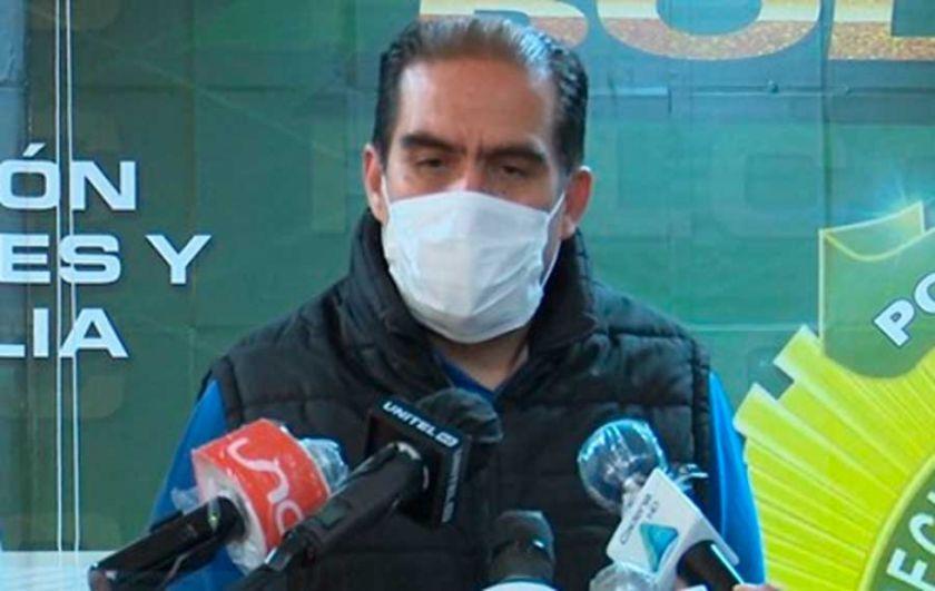 Humérez admite que se contactaba con Evo pero desafía a mostrar sus llamadas con actuales ministros