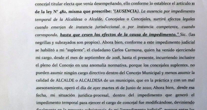 Prieto pone el conflicto municipal en un limbo