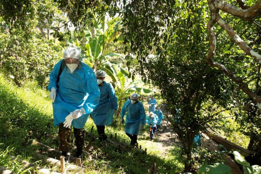 Perú mantiene a raya el coronavirus de reserva de indígenas no contactados