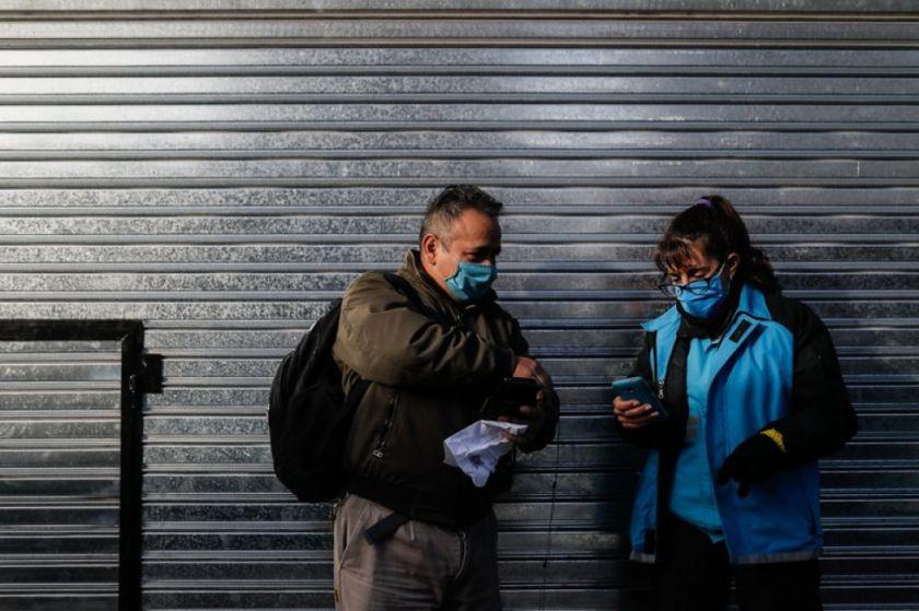 Estrictos controles en Buenos Aires por el endurecimiento de la cuarentena