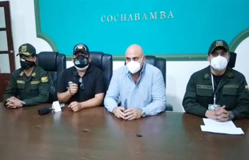Gobierno denuncia que hubo traslado de gente y uso de explosivos en K'ara K'ara