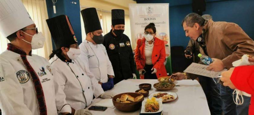 En congreso internacional destacan valores nutricionales de la quinua boliviana