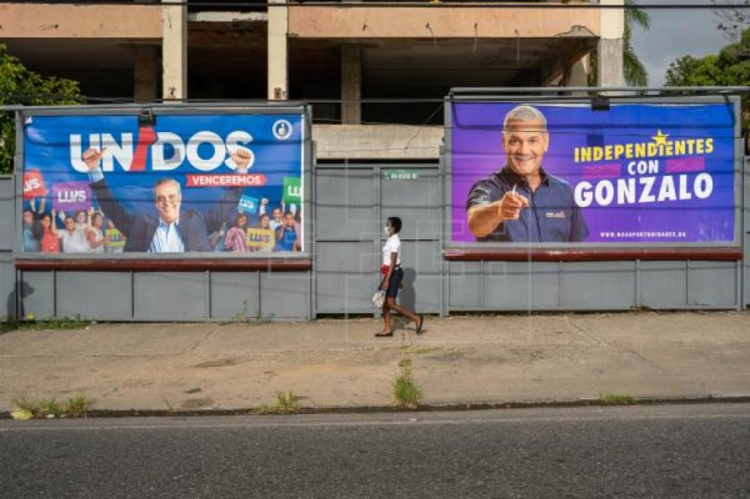 Los dominicanos van mañana a las urnas para elegir al sucesor de Danilo Medina