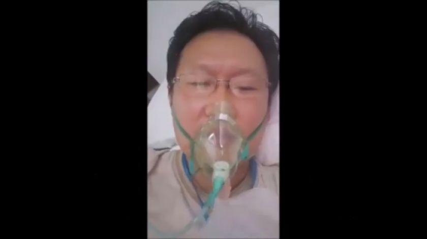 Chi Hyung Chung dio positivo al coronavirus y critica la gestión de Añez y Costas