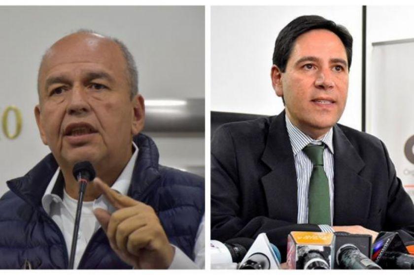 """Murillo a Romero: """"La responsabilidad de los contagios y de las muertes está en sus manos"""""""