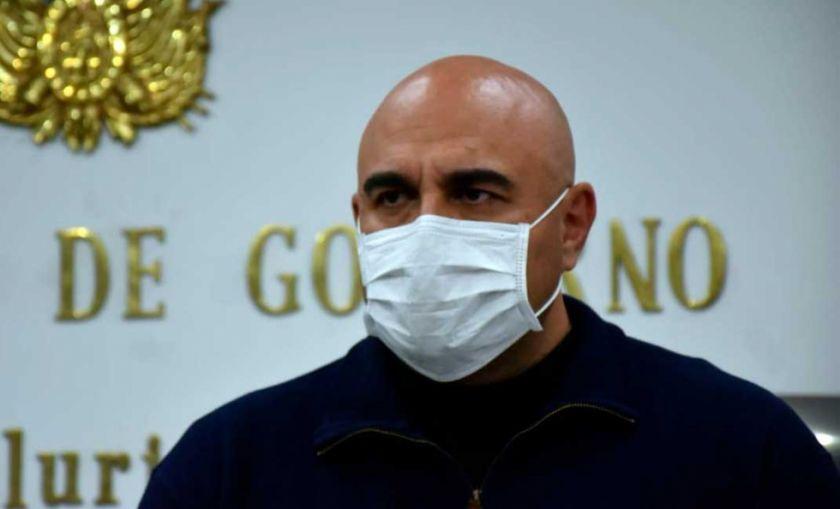 Viceministro Javier Issa informa que contrajo el COVID-19