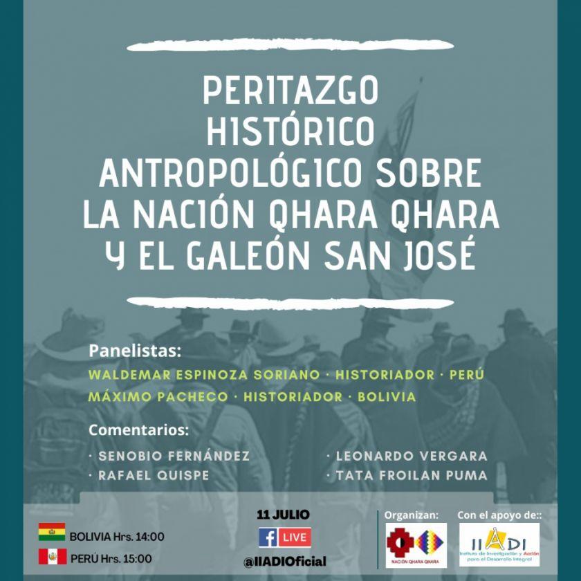Se realiza peritaje público sobre el millonario tesoro que salió de Potosí